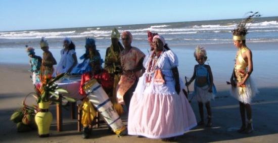 BahiaTropical-Ubanda-Folklore-Show,Brasilien