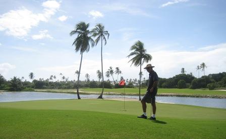 Teddy_Burkhard,Golf,Bahia,Brasilien