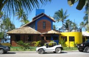 Canavieiras,Praia Club
