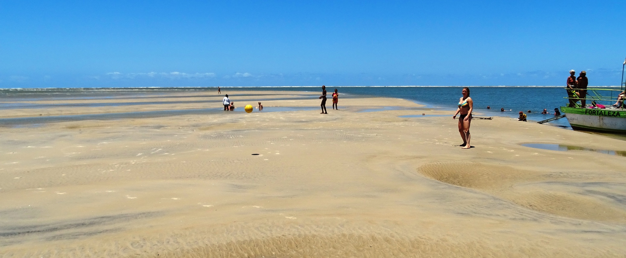 Insel Atalaia, Bahia,Brasil
