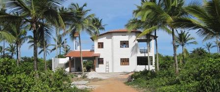 Strand-Haus,Bahia-Tropical,Brasilien_WM