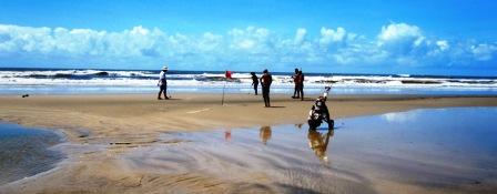 Work+Travel,Beach-Golf,Bahia,Brasilien