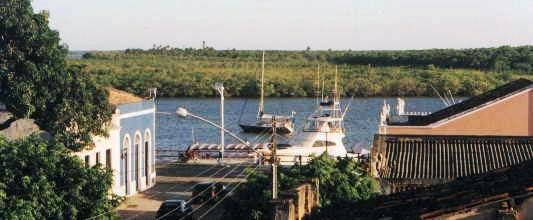 hochseefischen,Canavieiras,Bahia,Brasilien,Ausblick Bahiatropical