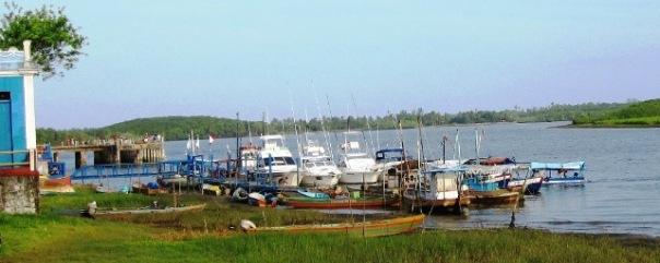 Yachthafen,Canavieiras,Bahia