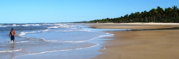 BahiaTropical,Single,Travel,Beach,Canavieiras,Brazil
