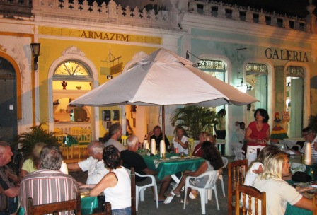 Bar Tropical,Canavieiras,Bahia,Brasil