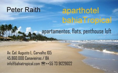 FeWo bahiatropical Canavieiras Bahia