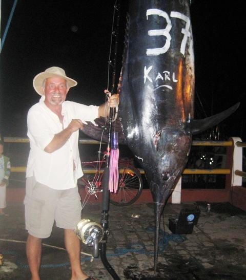 Karl,Marlin,Canavieiras,Bahia