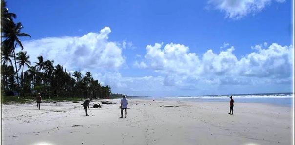 Beach-Golf-Bahia,Urlaub,Brasilien