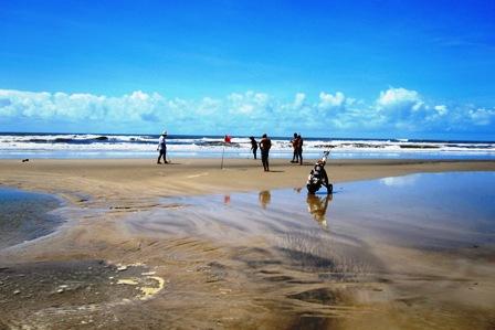 Golf,Bahia,Senioren,Beach-Golf,Brasilien,WM