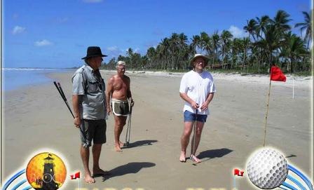 Strand-Golf,Bahia,Brasilien,Canavieiras
