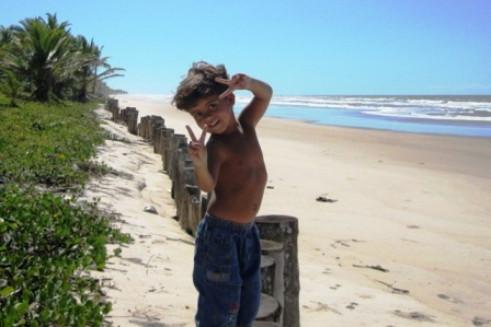 babysitter,Canavieiras,Bahia,Brasilien