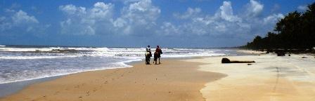 Reisen + arbeiten,Canavieiras,Bahia,Brasilien