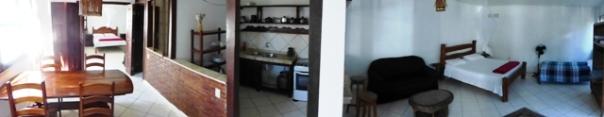 Reveillon Canavieiras, apartamento