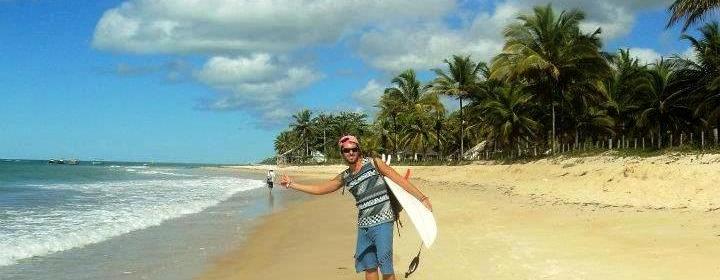 bahia,surf,yoga,brasil