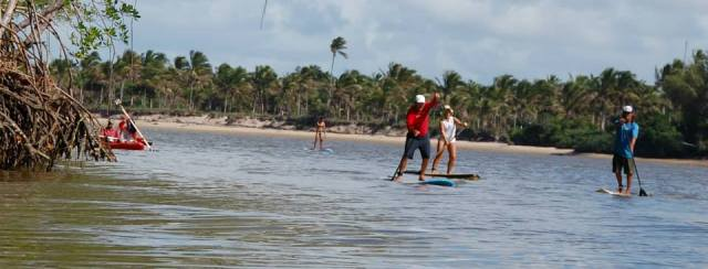 StandUp,Paddle,Canavieiras,Bahia