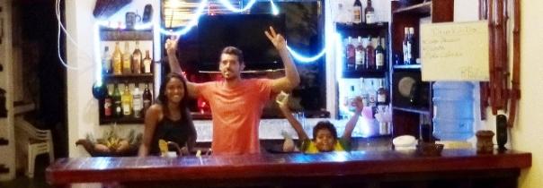 Pizza-Bar,Canavieiras,Bahia,Brasil