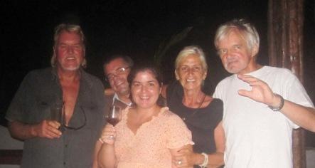 pters birthday,canavieiras,bahia,brazil