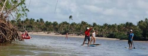 Stehpaddel,Bahia