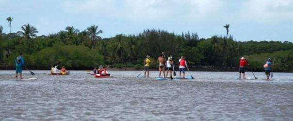 Stehpaddeln Bahia