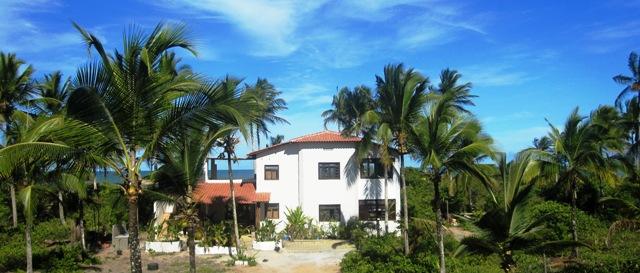 beachhouse Bahia Brazil