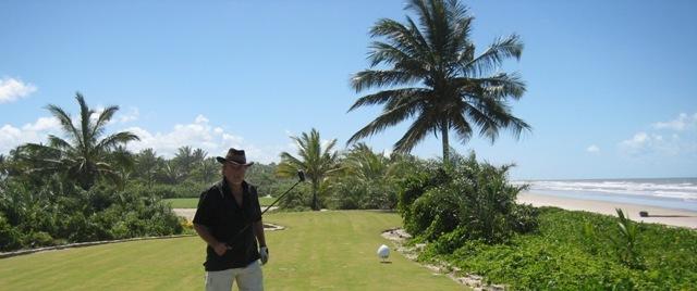 Golf-Urlaub,Bahia,Brasilien,Peter,Raith