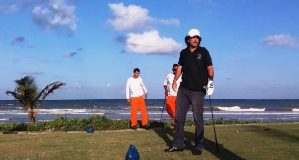 golfen,bahia,brasilien