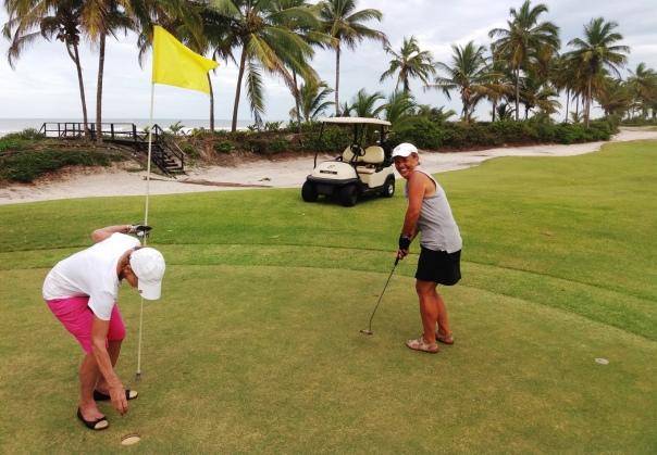 Golfspielen,Bahia,Brasilien