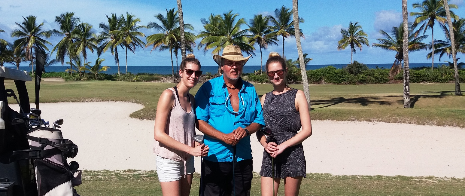 Peter_Raith,Golf,Bahia,Brasilien