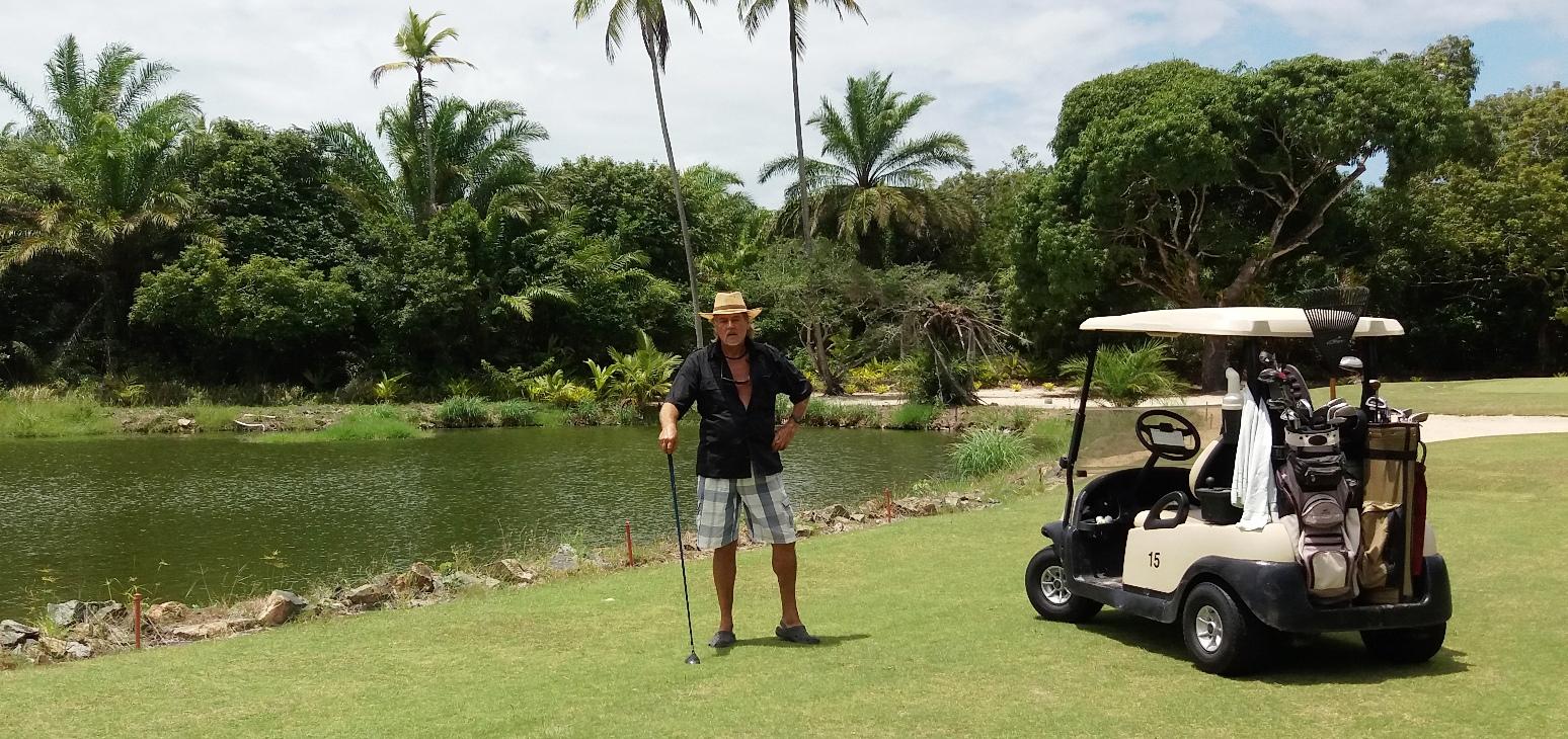 Golfplatz,Ocean,Bahia,Brasilien