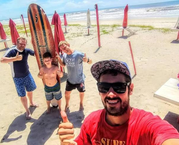 Surf-Urlaub,Canavieiras,Bahia