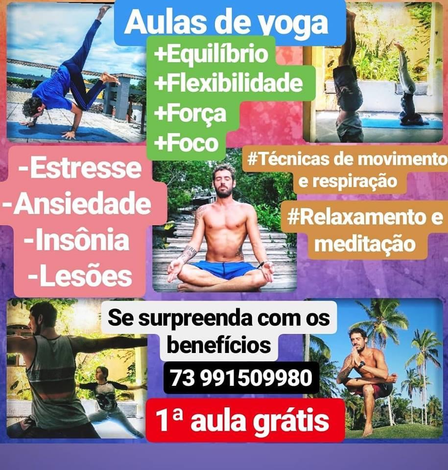 Curso,Yoga,Canavieiras,Bahia
