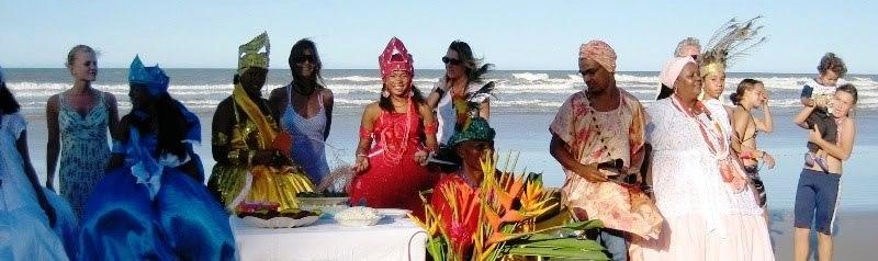 Strand-Hochzeit in Canavieiras -Bahia